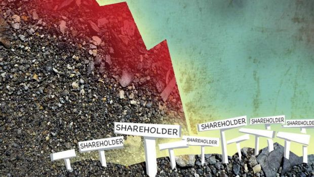 Shareholdercide – diluted to death
