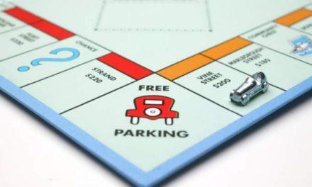 Monopoly delivered on a platter