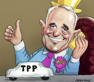 TPP: 'She's a beauty, mate!' Really?