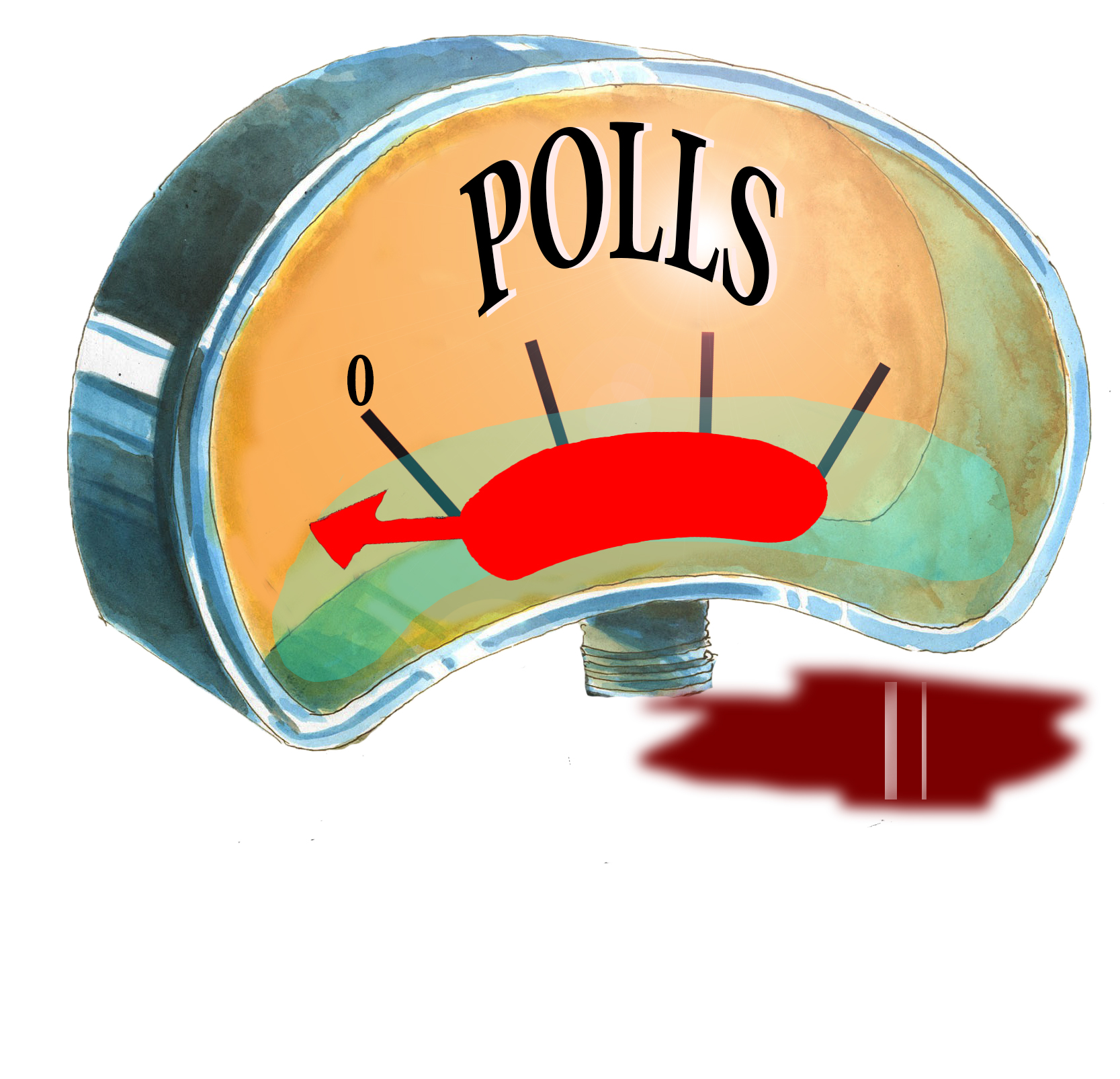 Oped: polling is destroying Western Democracies