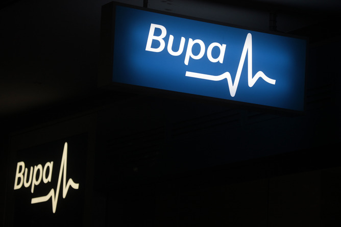Health insurance spirals but you won't know it from BUPA's accounts