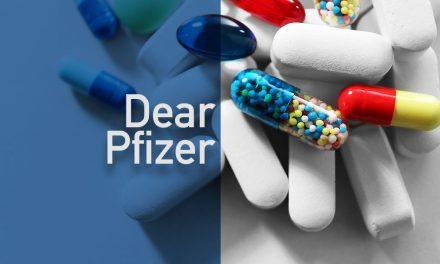 Dear Pfizer, pay it back
