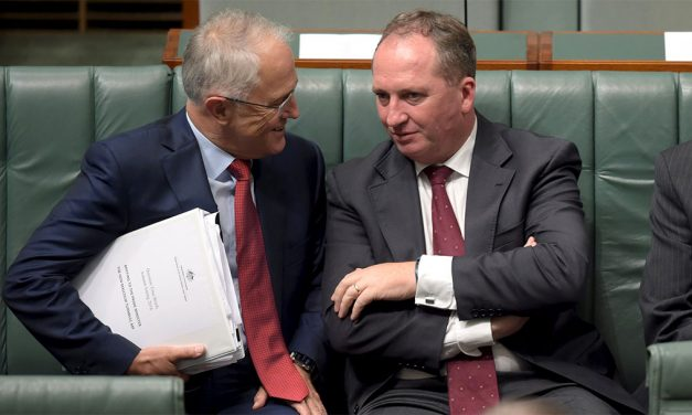 Investigation: Barnaby's gas bonanza and the pervading influence of the gas lobby