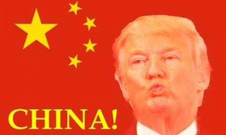 Trump talks America First but his actions are China First