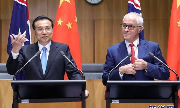 If Huawei gets thumbs down, could Turnbull's pro-China lovefest end up as a Bandaid?