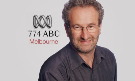 ABC's Jon Faine: Healthscope interview