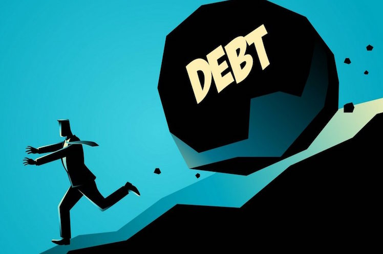 Government debt deepening rapidly – well before COVID-19