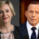 Zali Steggall takes on Tony Abbott over hospitals-to-tax-haven deal
