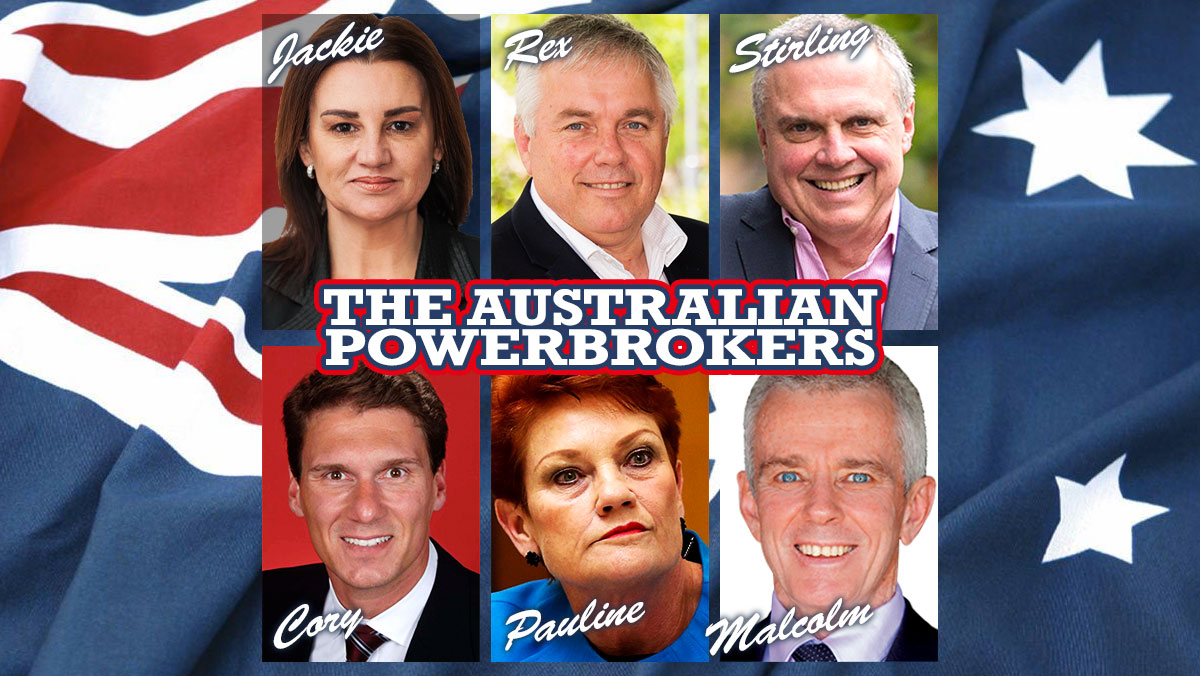 Australia's Most Wanted: Rex Patrick and the Senate's new power-block