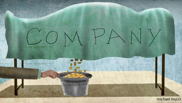 Barely legal: Arrium, a fee-fest for financiers, a misery-fest for shareholders