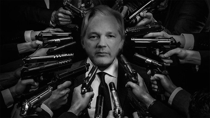 Media dead silent as Wikileaks insider explodes the myths around Julian Assange