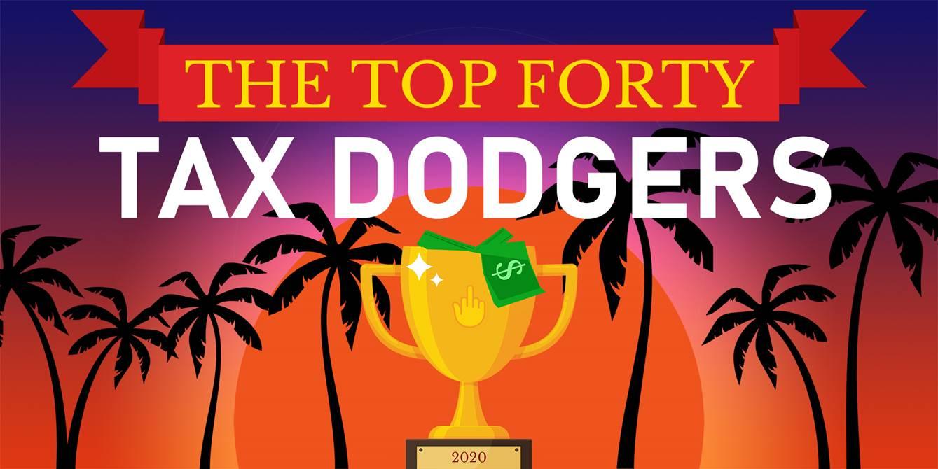 Top40 Tax Dodgers