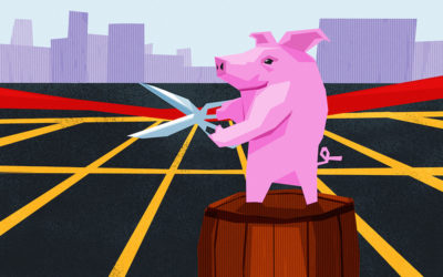 Pork 'n 'Ride — another election-winning rort for the Coalition
