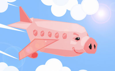 Pigs might fly: electioneering an airport at Cohuna