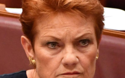 Taxpayers cough up $3700 for Pauline Hanson's Perth fundraising trip