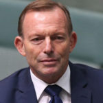 Abbott flies RAAF jet to donor's birthday bash at golf club