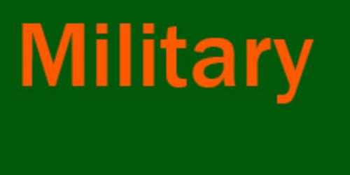 Military Revolving Doors