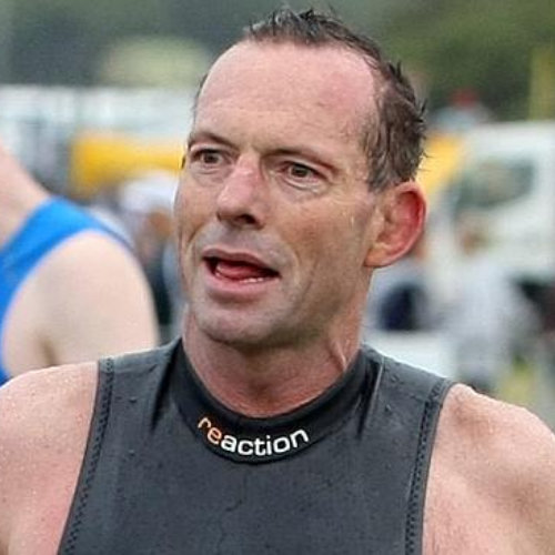 Tony Abbott's ironman, ocean swims and fun run: all on taxpayers' dime