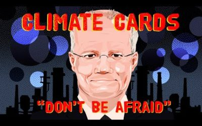 CLIMATE CARDS!
