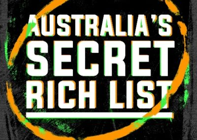 More Secret Rich List posts coming soon
