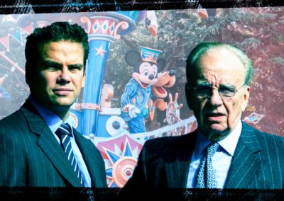 The Disney/Murdoch Connection