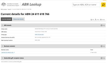 ABN I Refuse to Single Use
