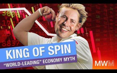 Frydenberg to need JOSHKEEPER after tanking the Aus economy
