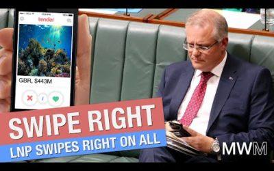 Great Barrier Reef Fraud