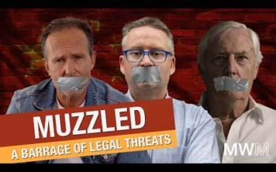 Muzzled by legal threats
