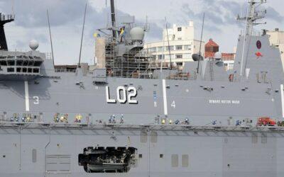 Cache Splash: Australia bucks global trend, ramps up weapons spending