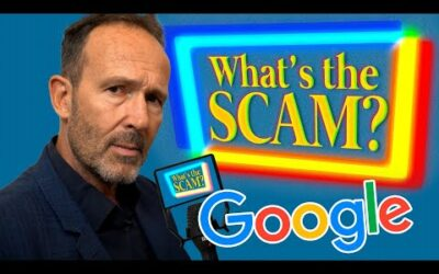 What's the Scam? – Google