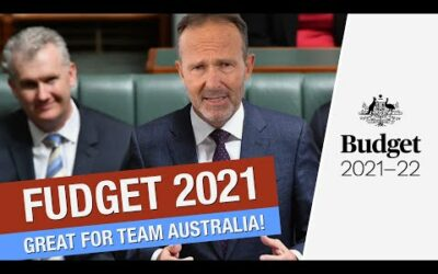 Mike's Budget Reply – GOLD FOR TEAM AUSTRALIA!