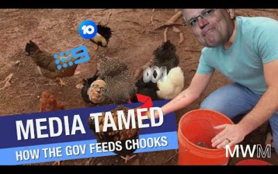 How Scomo tames the media in his favour