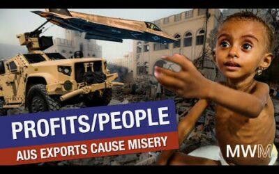 Australia's weapons exports to human rights violators