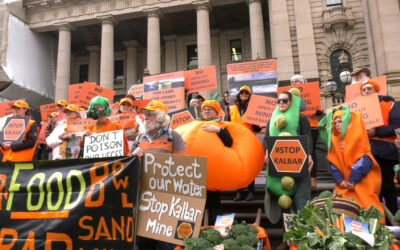 Kalbar's exotic minerals mine a huge risk to Victoria's food bowl