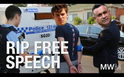 PRESS F FOR FREE SPEECH